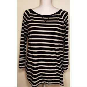STRIPED OLD NAVY VINTAGE LONG SLEEVE